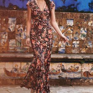 Bruna Maxi Dress by Leifsdottir - Anthropologie